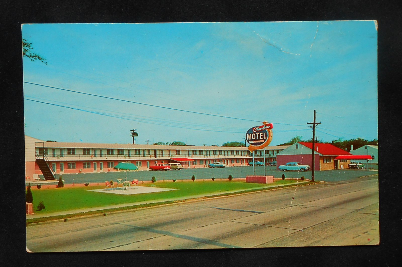 1950s Charline Motel 99 Steiner Ave Charles C. Clayton Old ...