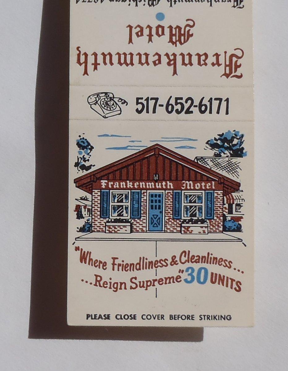 Motel  Frankenmuth Mi