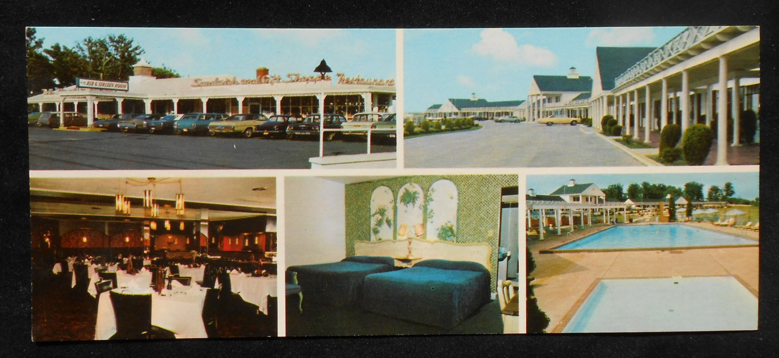1970s Extra Long Belle Meade Red Carpet Inn I 81 Old Cars