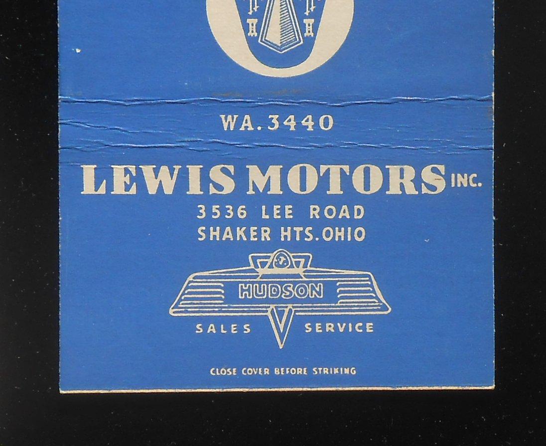 Lewis motors for Bill lewis motors lewisburg wv