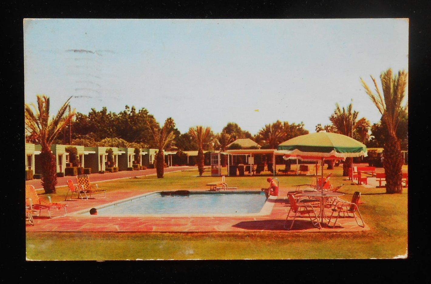 1956 Winter Garden Motor Court 131 East Main Street Mesa