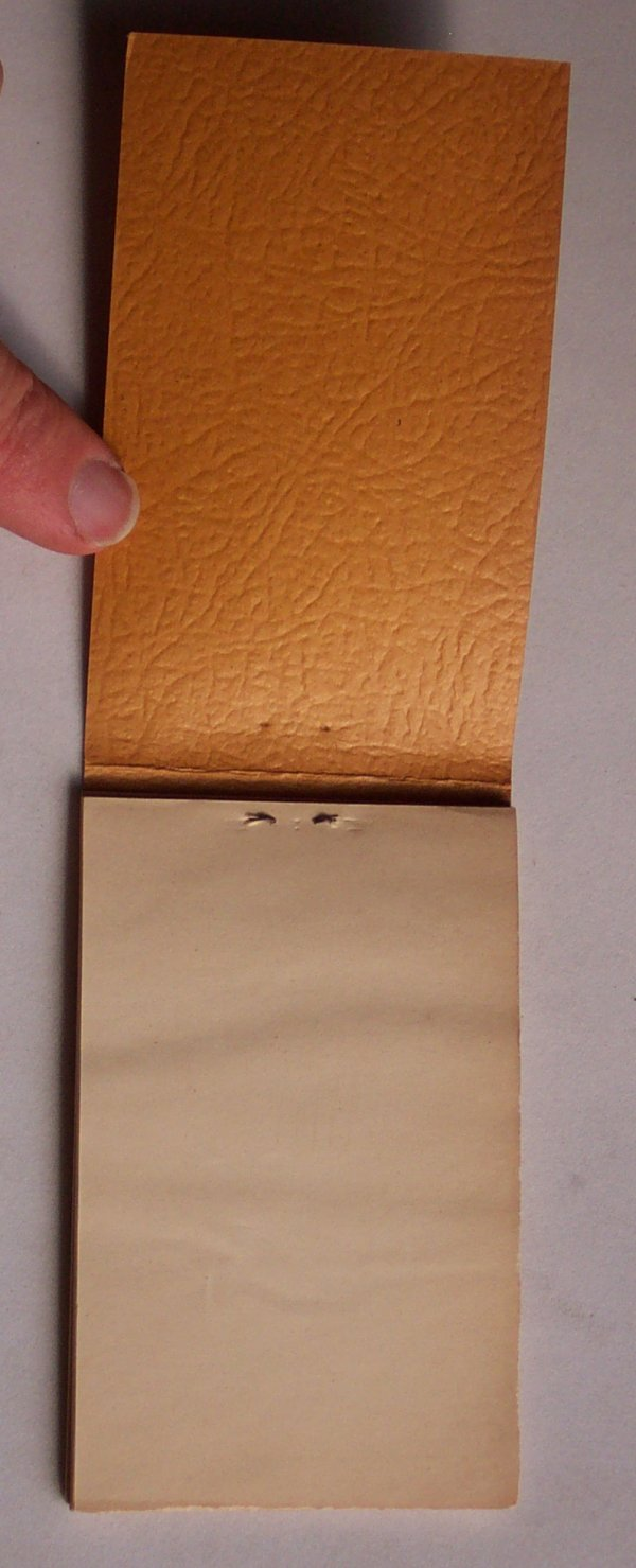1920s Leinhardt Bros Furniture Store York Pa Note Pad Ebay