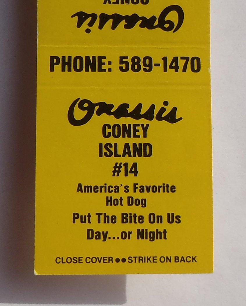 Coney Island Madison Heights Mi