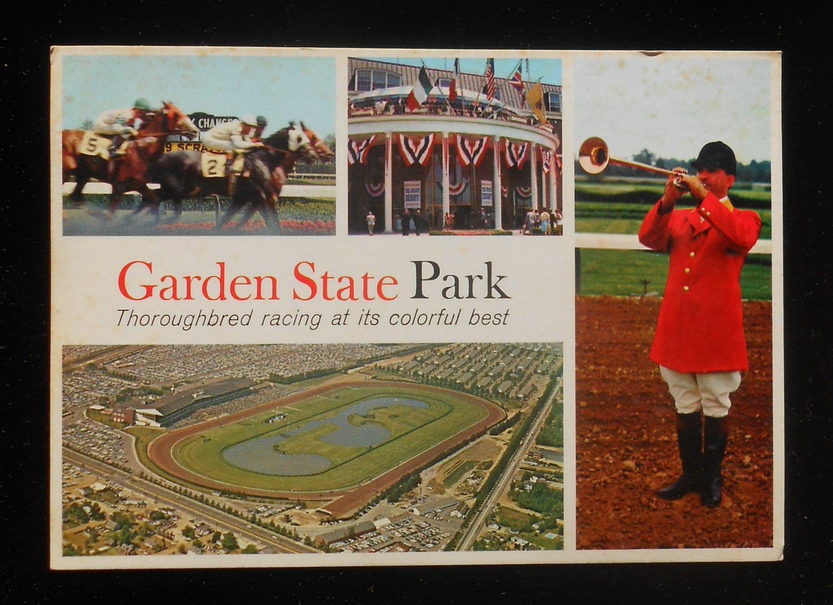1970s Bulldozed Garden State Park Thoroughbred Racing Horse Race Cherry Hill Nj Ebay