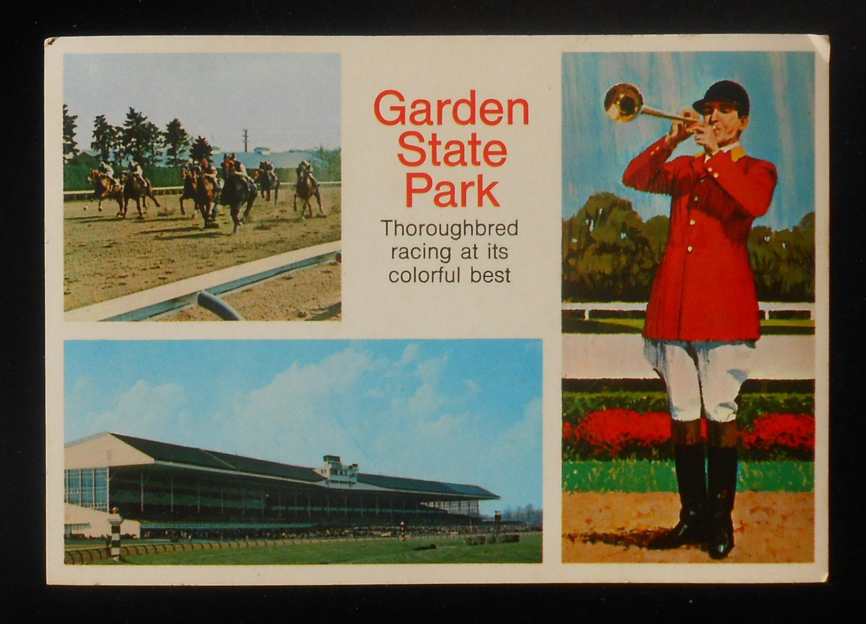 1970s Bulldozed Garden State Park Thoroughbred Racing Grandstand Cherry Hill Nj Ebay