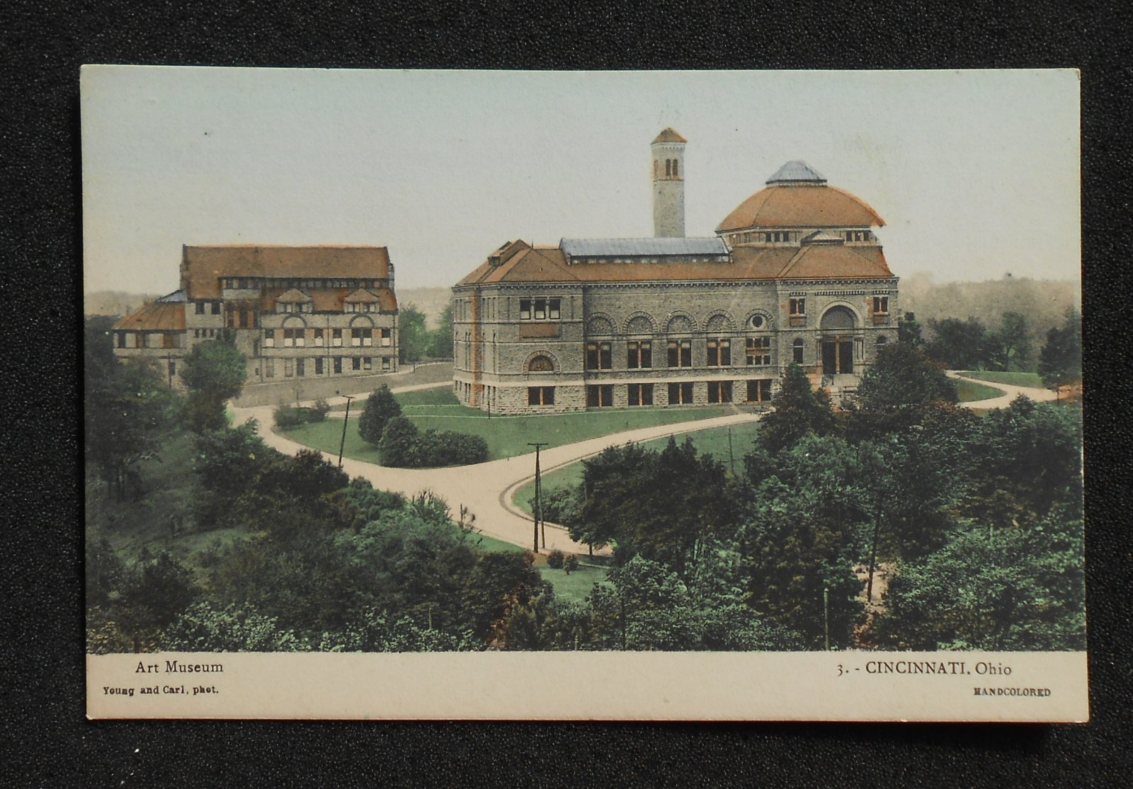 1900s art museum cincinnati oh hamilton co postcard ohio Museums in cincinnati ohio
