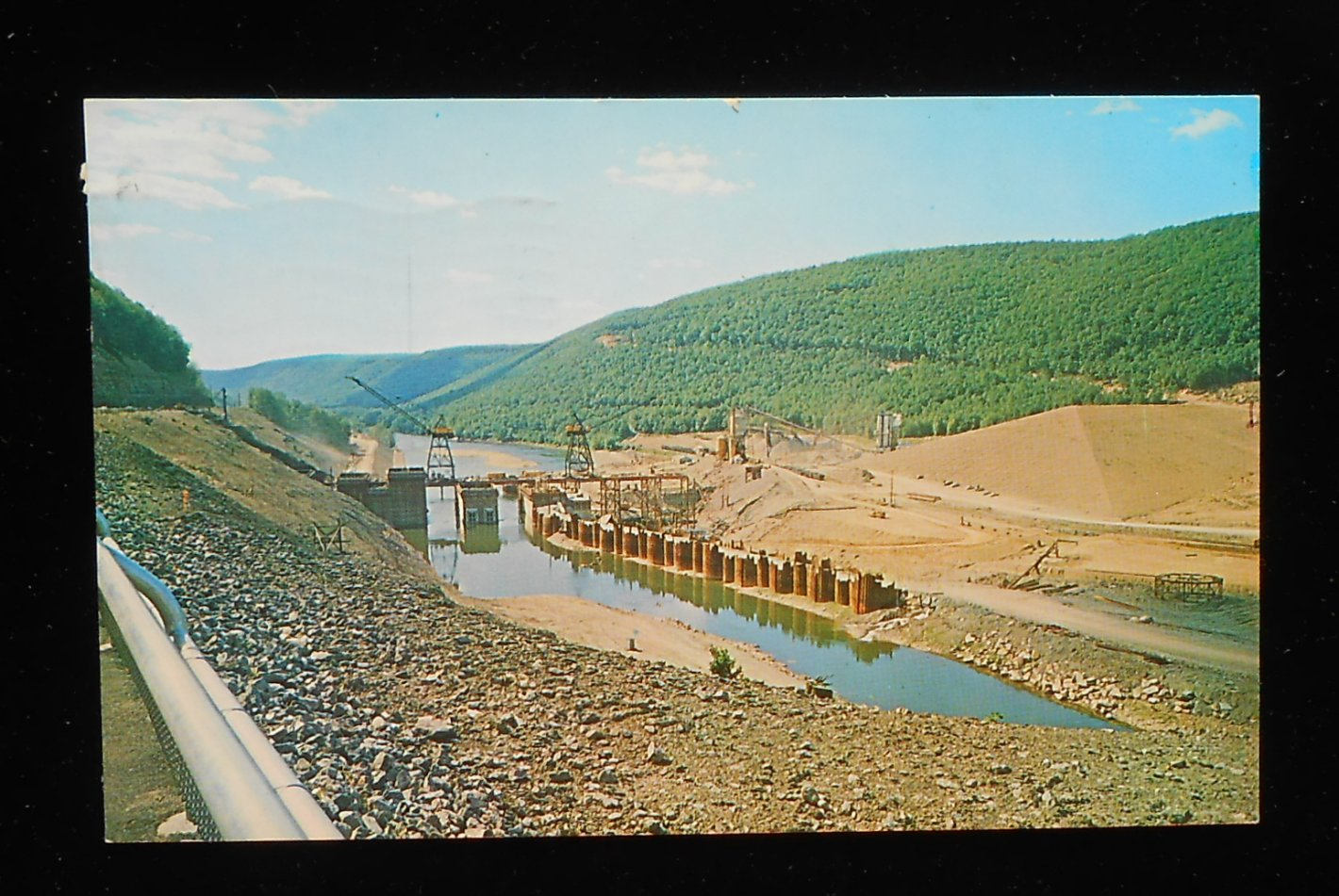 Kinzua Dam in the Allegheny Forest - YouTube