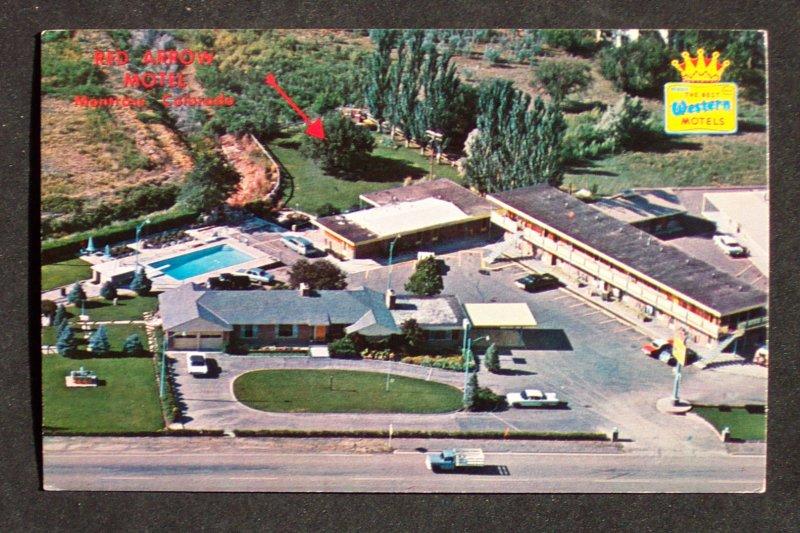 Red Arrow Motel Montrose Co