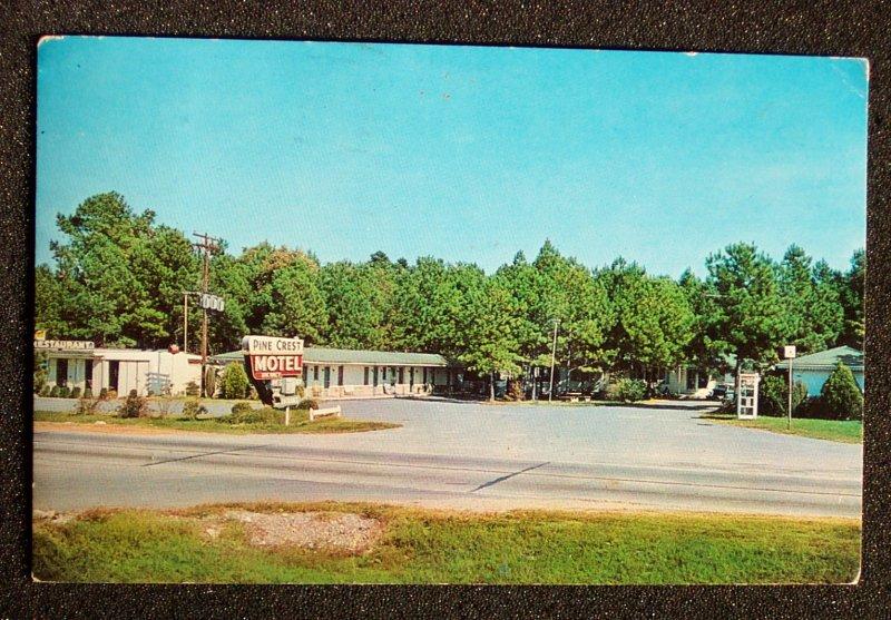 Pine Crest Motel Rome Ga