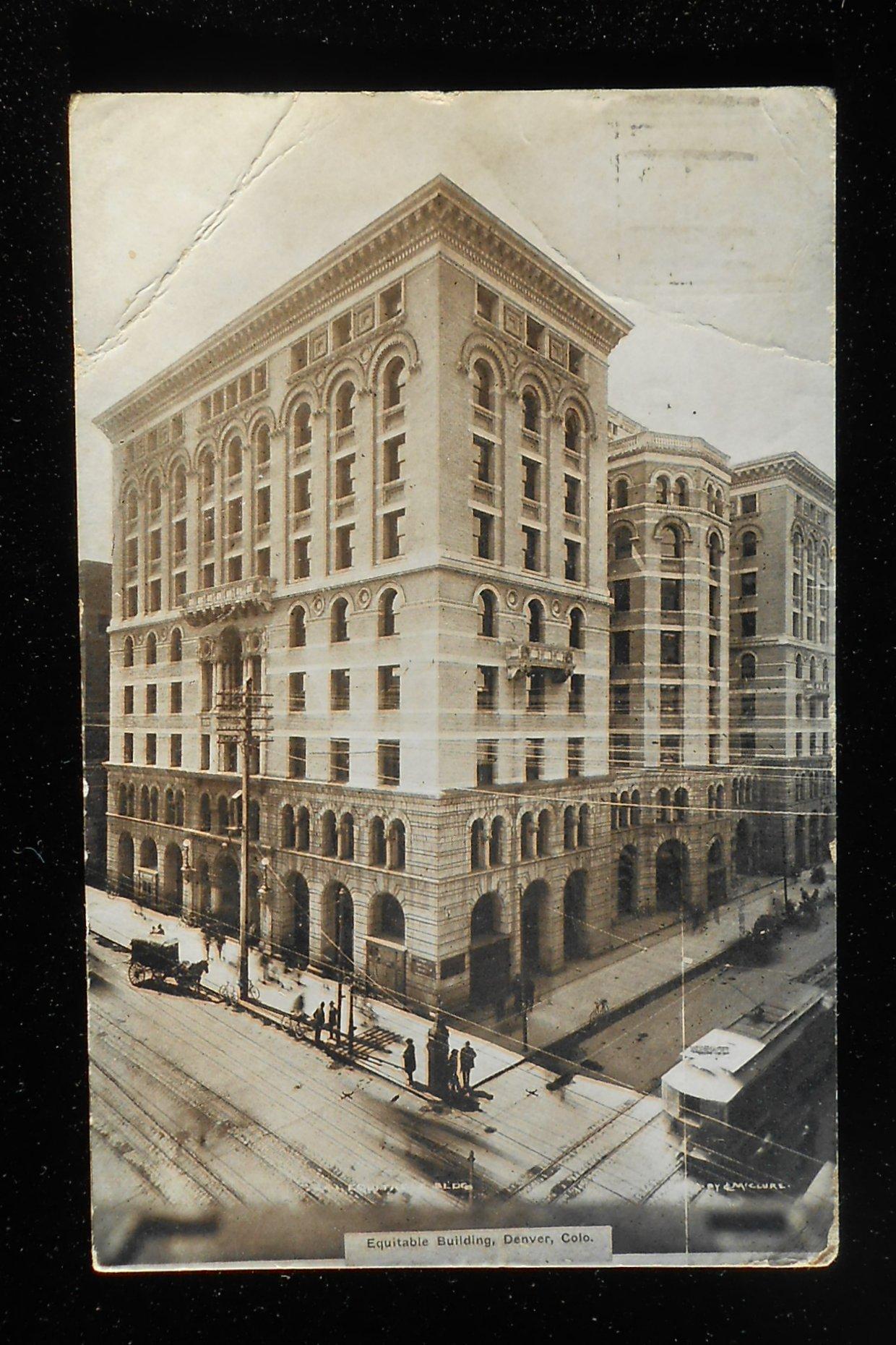 Equitable Building Denver For Sale
