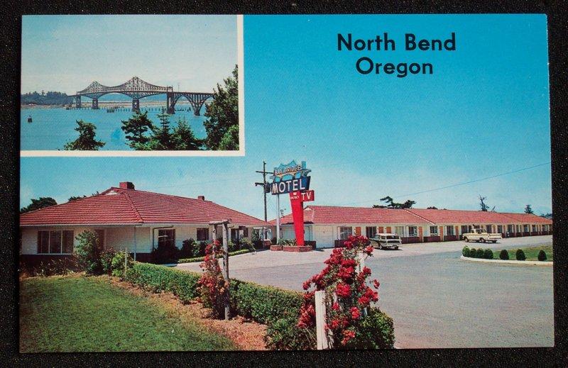 Motels In North Bend Oregon